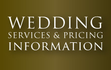 Wedding Photography Services Typography Image